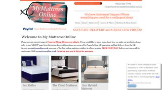 My Mattress Online