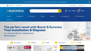 Euronics Appliances