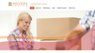 Movers London