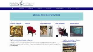 Frenchy Classic Furniture