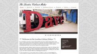 The London Cabinet Maker