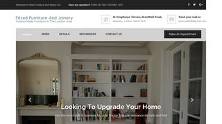 Fitted Furniture UK
