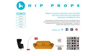Hip Props Furniture