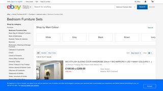 eBay Kids Furniture