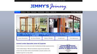 Jimmy's Joinery