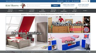 Kids Rooms Online