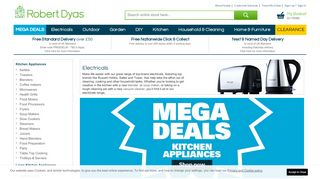 Robert Dyas Appliances
