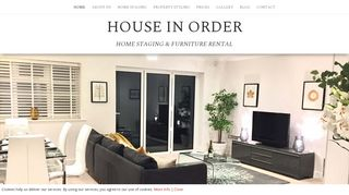 House In Order