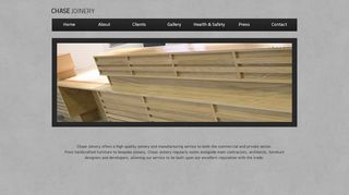 Chase Joinery