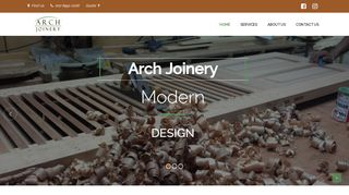 Arch Joinery