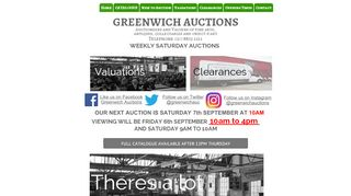 Greenwich Auctions